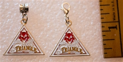 Devils Triangle Charm