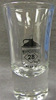 Moonshiner28 Shot Glass