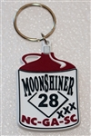 Moonshiner Key Ring