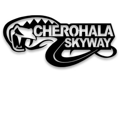 Vinyl Die Cut Cherohala