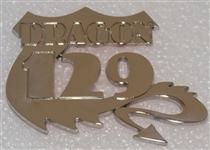Metal Dragon 129 Sticker
