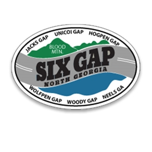 Six Gap Sticker