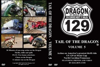 2010 Tail of the Dragon DVD Vol 5