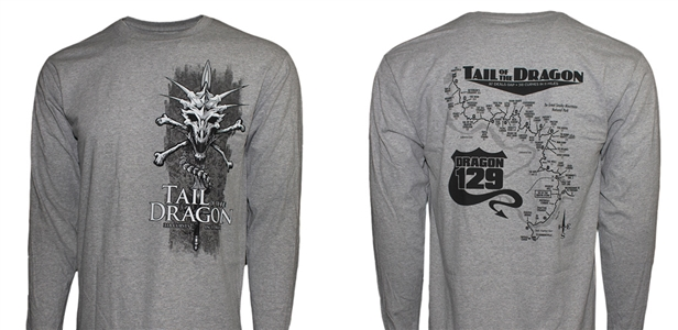 #40 Long Sleeve Discount Gray
