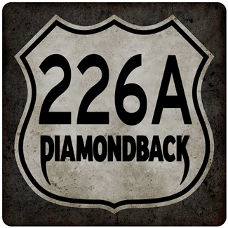 Metal 226A Diamondback 12x12