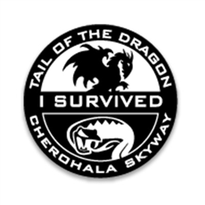 Survived Chero-Dragon Sticker